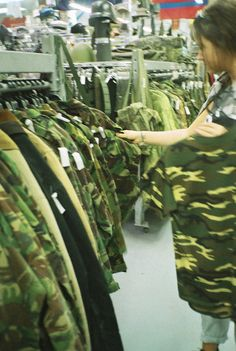 Army Surplus , Krd - shot by Chad Konik