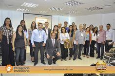 Estes são os especialistas na apresentação de imóveis. - 1a turma (26 e 27/07)