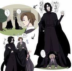 Snape x Lupin