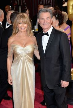 Goldie Hawn & Kurt Russell Reveal How They've Made it Work for 31 Years!   Closer Weekly