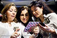 #M100S1000 que nervios en nuestra puesta de largo www.mujerescien.org