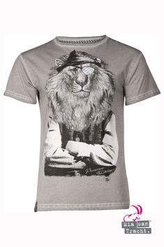 Herren T Shirt Lowe Leopold Grau Herren T Shirt Shirts T Shirt