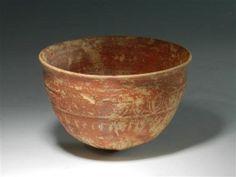Greek Hellenistic Megarian Ware Bowl