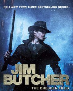 Jim Butcher's Dresden Files Series
