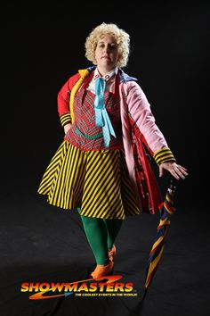 Femme Female 6th Doctor Cosplay