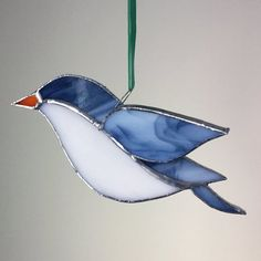 This article is not available - Stained Glass Bird Window Ornament Suncatcher - Stained Glass Ornaments, Stained Glass Birds, Stained Glass Suncatchers, Stained Glass Crafts, Stained Glass Panels, Stained Glass Patterns, Mosaic Patterns, Tiffany Glass, Glass Wall Art