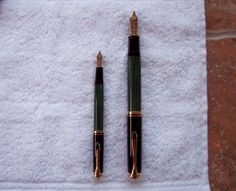 Little & Large, Pelikan M300 + M1000