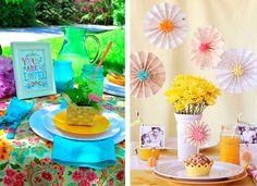 Decoração de festa para o dia das mães: Dicas