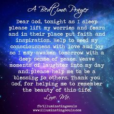 A nighttime prayer something I need to say every night Prayer Verses, Bible Prayers, Faith Prayer, God Prayer, Angel Prayers, Robert Kiyosaki, Religious Quotes, Spiritual Quotes, Spiritual Thoughts