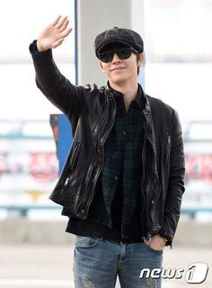 #Super #Junior #DnE #Donghae #Airport #Incheon