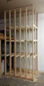 54 Ideas Plywood Storage Rack Woods For 2019 – Garage Organization DIY Ikea Toy Storage, Diy Garage Storage, Fabric Storage Bins, Storage Ideas, Garage Bench, Barn Storage, Garage Shelf, Tool Storage, Kitchen Storage