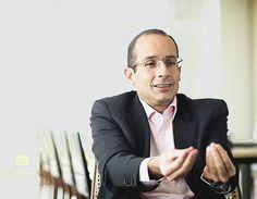 O empresário Marcelo Odebrecht, dono da construtora, preso nesta sexta (19), em seu escritório