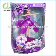 China manufacturer custom wholesale flying fairy anna elsa Induction small aircraft wholesale children's toys