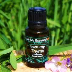 """""""Love My Thyme"""" 100% Pure Essential Oil"""