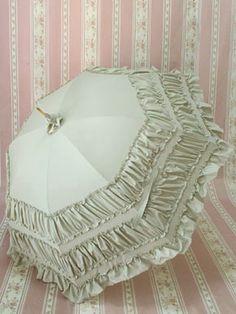Victorian maiden parasol $106.69