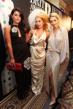 Jessie Ware,Paloma Faith & Rita Ora
