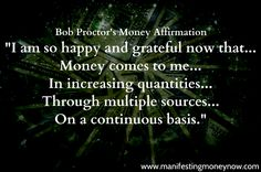 Learn more about manifesting money - www.manifestingmoneynow.com
