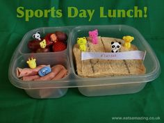 Eats Amazing - Lunch for Sports Day