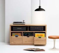 Vinyl Shelf, Vinyl Record Storage, Lp Storage, Storage Cabinets, Vinyl Record Cabinet, Record Shelf, Storage Systems, Vintage Record Player Cabinet, Vintage Stereo Cabinet