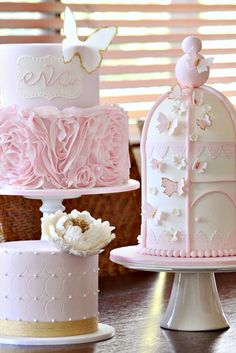 Ideas For Amazing Wedding Cakes ❤ See more: http://www.weddingforward.com/amazing-wedding-cakes/ #weddings