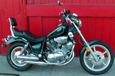 Yamaha Virago 750, use to own one of these bikes with my ex husband, loved it