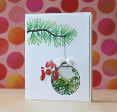 Mama Elephant-Twinkle Towns - Happy Christmas - Noel 2020 ideas-Happy New Year-Christmas Christmas Card Crafts, Homemade Christmas Cards, Christmas Cards To Make, Christmas Art, Homemade Cards, Handmade Christmas, Holiday Cards, Christmas Cookies, Christmas Ideas