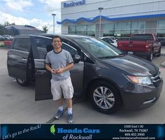 https://flic.kr/p/PgVyw3 | #HappyBirthday to Vinh from Steven Wilson at Honda Cars of Rockwall! | deliverymaxx.com/DealerReviews.aspx?DealerCode=VSDF