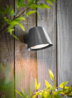The Mast Light has been finished in our Charcoal colourway and can be used outdoors
