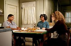Octavia Spencer, Viola Davis, Emma Stone, Jessica Chastain and Bryce Dallas Howard for The Help - Time top 10 movie performances of 2011