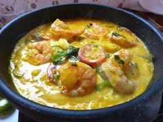 Moqueca de Peixe com Camarão da Daniela Mercury | Peixes e frutos do mar > Receitas com Camarão | Estrelas - Receitas Gshow