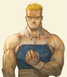 Probably the coolest fan art of Sabin I have ever seen…aaaand now it's time to play Final Fantasy VI for the time! Final Fantasy 3, Final Fantasy Artwork, Fantasy Series, Fantasy World, Anime Style, Game Art, Comic Art, Character Design, Deviantart