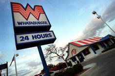 Love Whataburger!!! It's another Texas thing, people. Lol