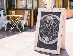 Tour Milk Jar Cookies Brick + Mortar Shop - Inspired By This