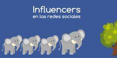 Conoce y detecta a los influencers en las Redes Sociales #RedesSociales #SocialMedia #influencer #MarketingDigital #Enredia #CommunityManager