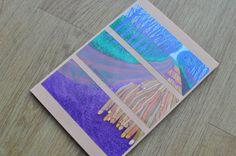 Modern Painting Card