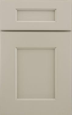 Kitchen: WellBorn Bishop (shaker) style doors