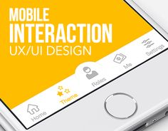 Selection of mobile design interactions by Ramotion - Digital Design Agency. http://ramotion.com