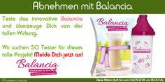 Unsere neue Balancia-Aktion | Produkttest-Online.de
