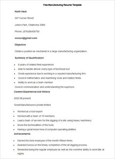 Basic Resume Templates Prepossessing Resume Examples Basic Resume Examples Basic Resume Outline Sample
