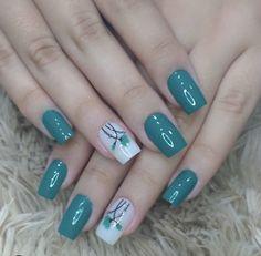 Korea Nail Art, Manicure, Girly Things, Girly Stuff, Pretty Nails, Nail Designs, Beauty, Happy, Perfect Nails