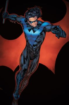 Nightwing by SpiderGuile