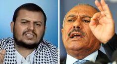 #موسوعة_اليمن_الإخبارية l عفاش في سجن الحوثي..!