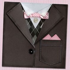 Party Jacket Card