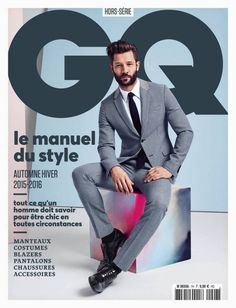 Visit the post for more. GQ France 2015 Magazine