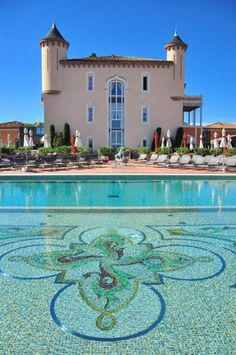 Chateau de la Messardire #StTropez, France | #Luxury #Travel Gateway   http://VIPsAccess/luxury/vacations/all-inclusive-deals/saint-tropez.html From Euro 320/Night