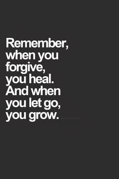 Forgiveness. Growth. Letting Go. Allow others energy to be their own. Your light will always shine through when you live a positive life.