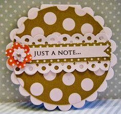 By Lisa Young, Myprincess-peaches Blogspot: Cool Card Sets #cardmaking