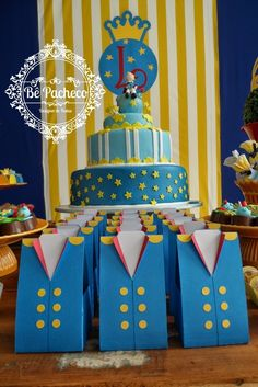 . Little Prince Party, The Little Prince, Birthday Party Decorations, Party Themes, Prince Birthday, Baby Shower, Animal Party, I Party, Balloons