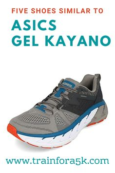 The Hoka One One Gaviota 2 because of its excellent arch support, wide platform and impressive geometric rocker making it very similar to the Asics Gel Kayano. Alternative Shoes, Running Apparel, Running Injuries, Long Distance Running, New Balance Fresh Foam, Mesh Material, Running Shoes For Men, Best Brand, Asics