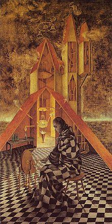 Remedios Varo Uranga (December 16, 1908 – October 8, 1963) was a Spanish-Mexican, para-surrealist painter and anarchist. She was born María de los Remedios Alicia Rodriga Varo y Uranga in Anglès, a small town in the province of Girona, Spain in 1908.